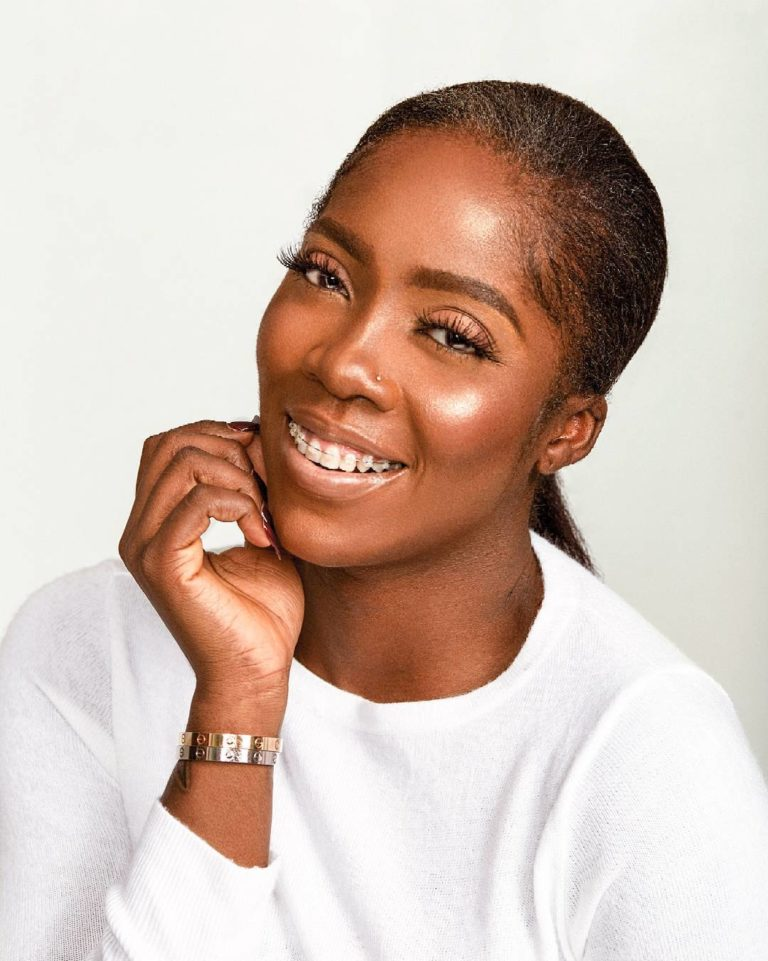 PHOTOS: Tiwa Savage Blows Our MIND Off With These Breathtaking Photos