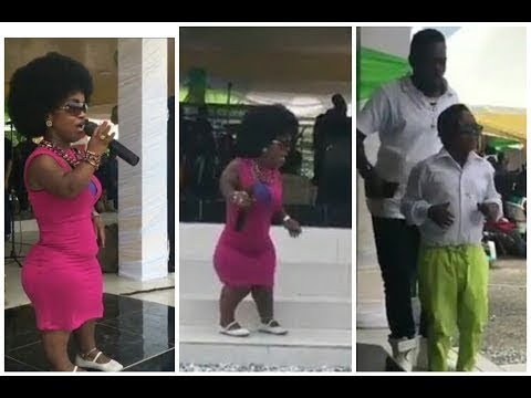 Watch: Adwoa Smart And Yaw Dabo Will DELIGHT You With Their Dance Moves