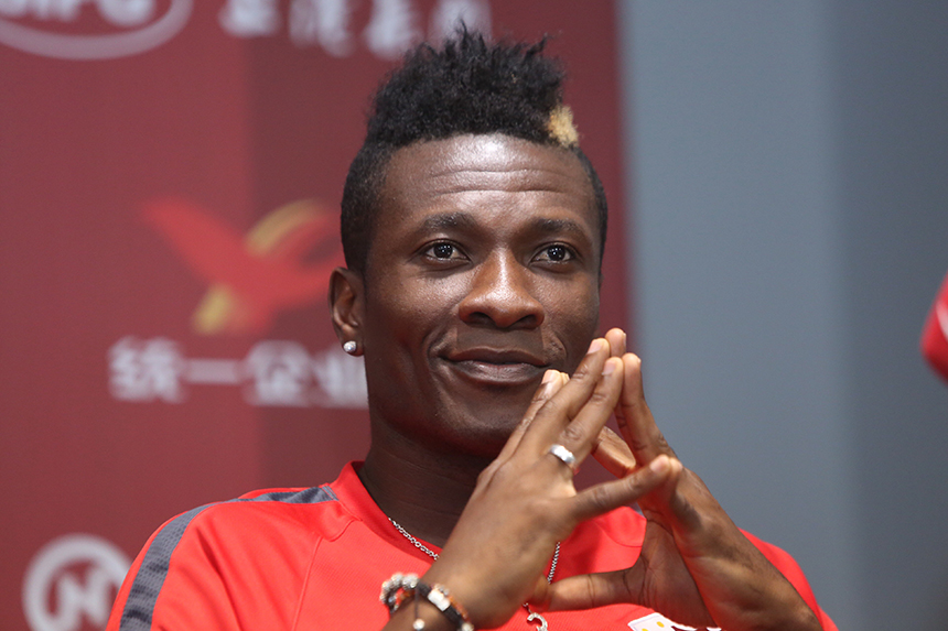 Video: Asamoah Gyan Exhibit New Dance Skills And It's ADORABLE