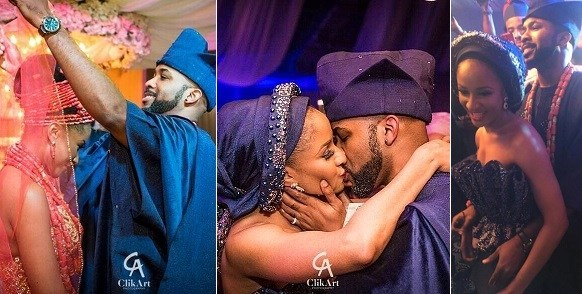 PHOTOS: Banky W Unveils His New House On His Birthday