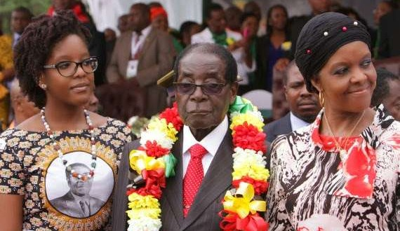 Video: Thousands Storm Streets of Zimbabwe Calling For Mugabe To Step Down
