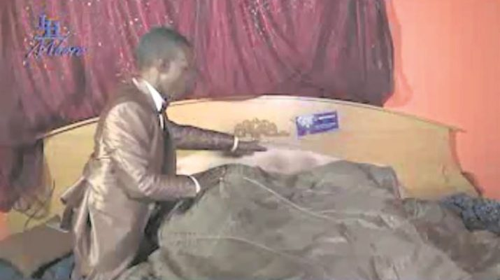 SHOCKING Video: Pastor Allows Couple To Have S*x On Live TV After Healing Process
