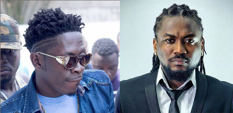 'Face Me In A Lyrical Battle At The Stadium'-Samini To Shatta Wale