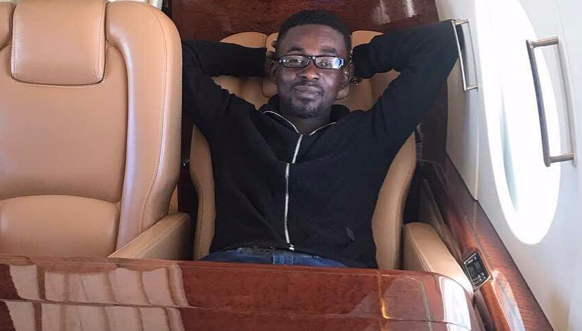 [PHOTOS]The Rolls Royces, The Gold Bentleys And More, Check This Out As MenzGold And Zylofon Media CEO Flaunts His Luxurious Cars.