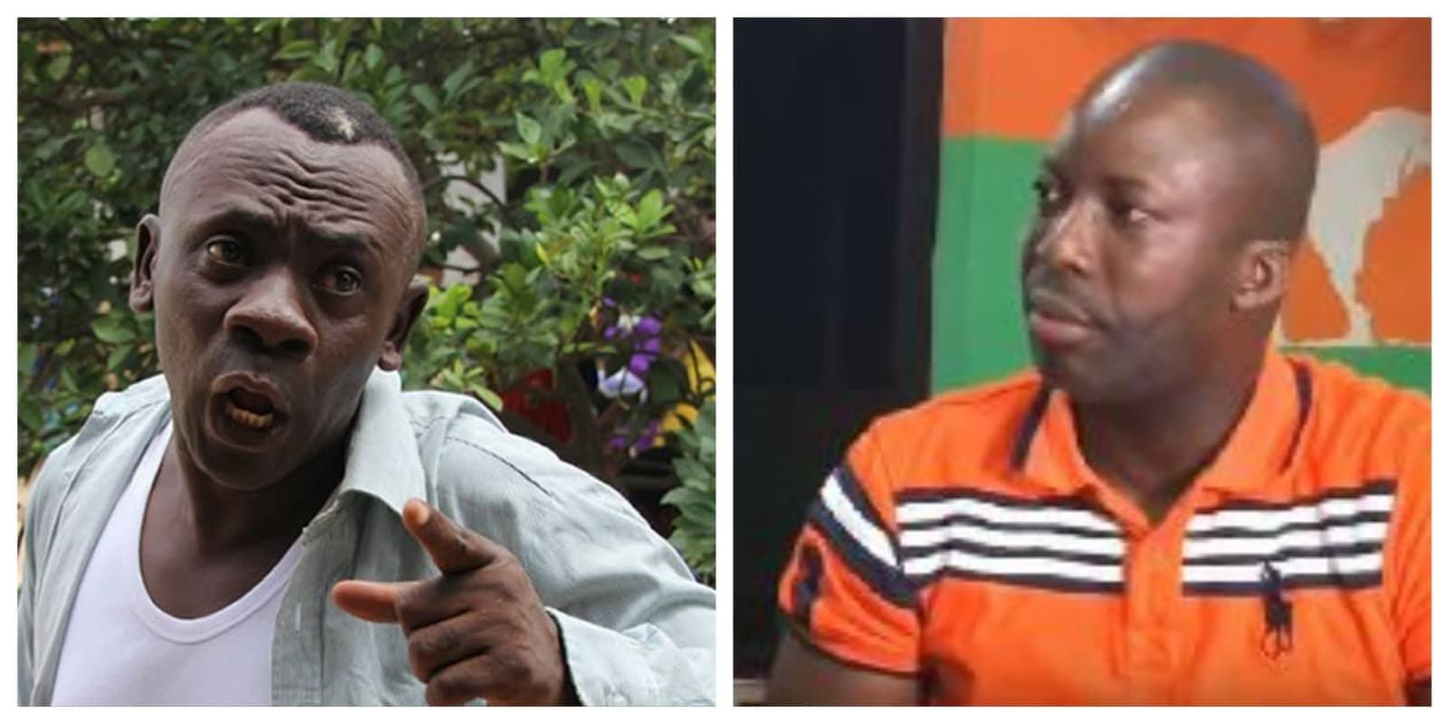 Akrobeto 'Murders' Kumchacha' With His English Language And It's HILARIOUS
