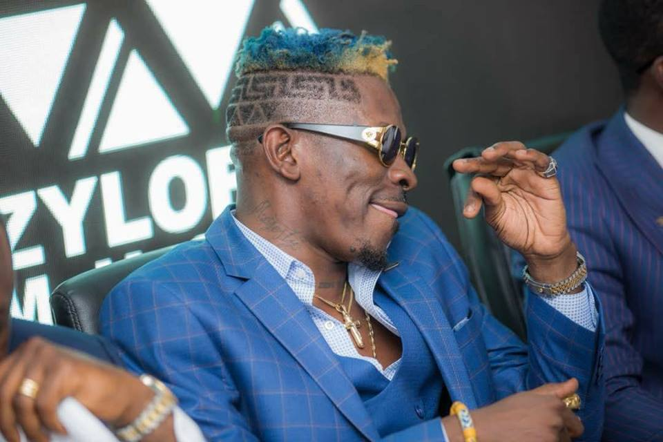 Shatta Wale In America To Receive A SPECIAL Award