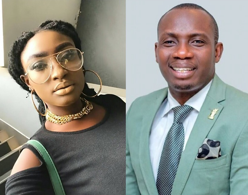 VIRAL Video: 'Were You There When I Was Having $ex? – Watch How OK FM Presenter Disgraced Counselor Lutterodt
