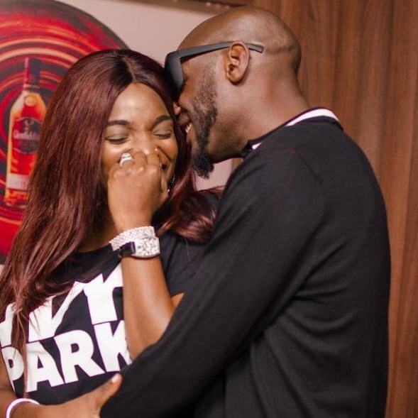 'I Just Love The Way You Look At Me' — Annie Idibia Tells 2Face