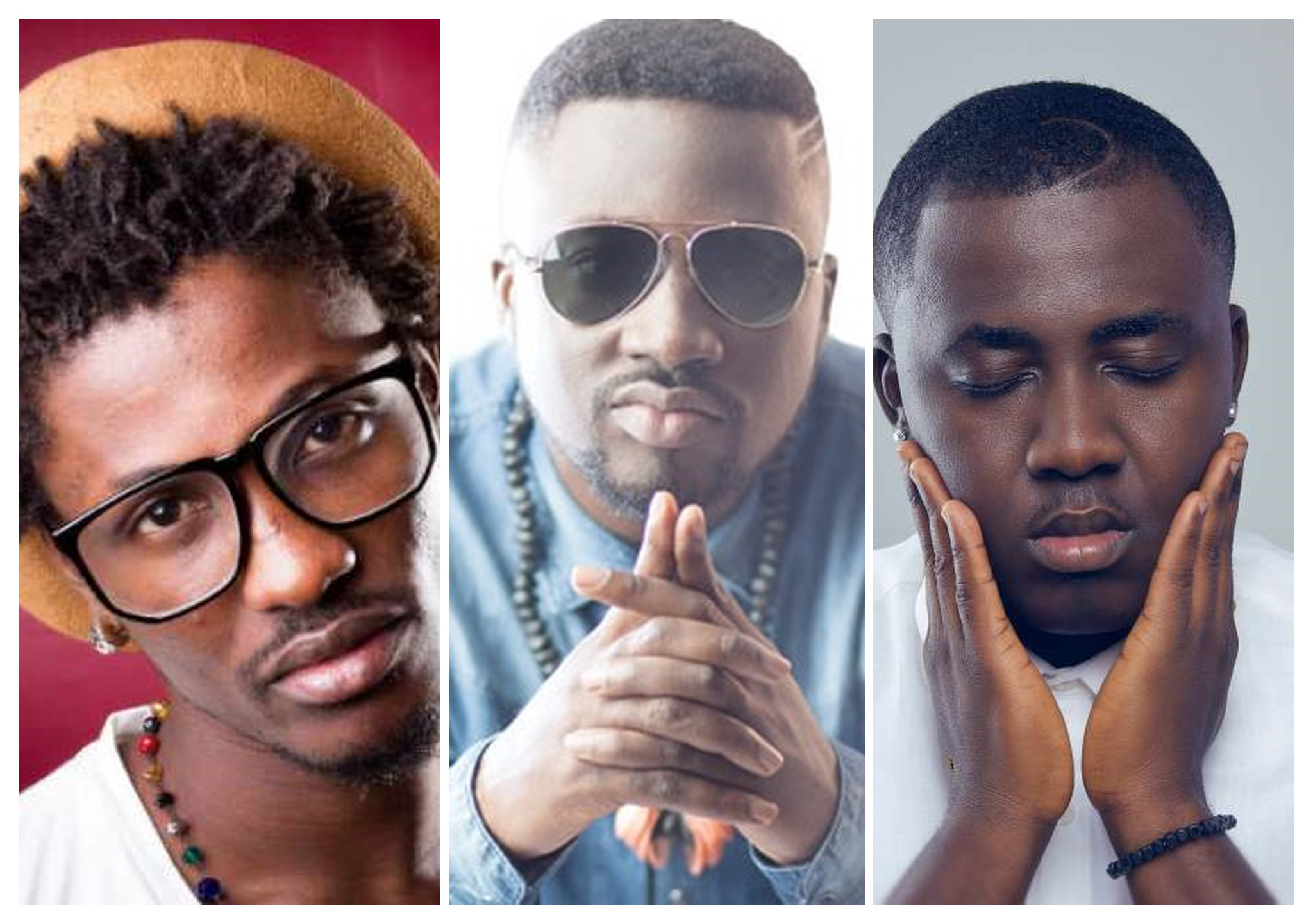 5 Ghanaian Rappers Who Are Struggling To Make A ComeBack….No# 3 Was A Legend But Not Anymore