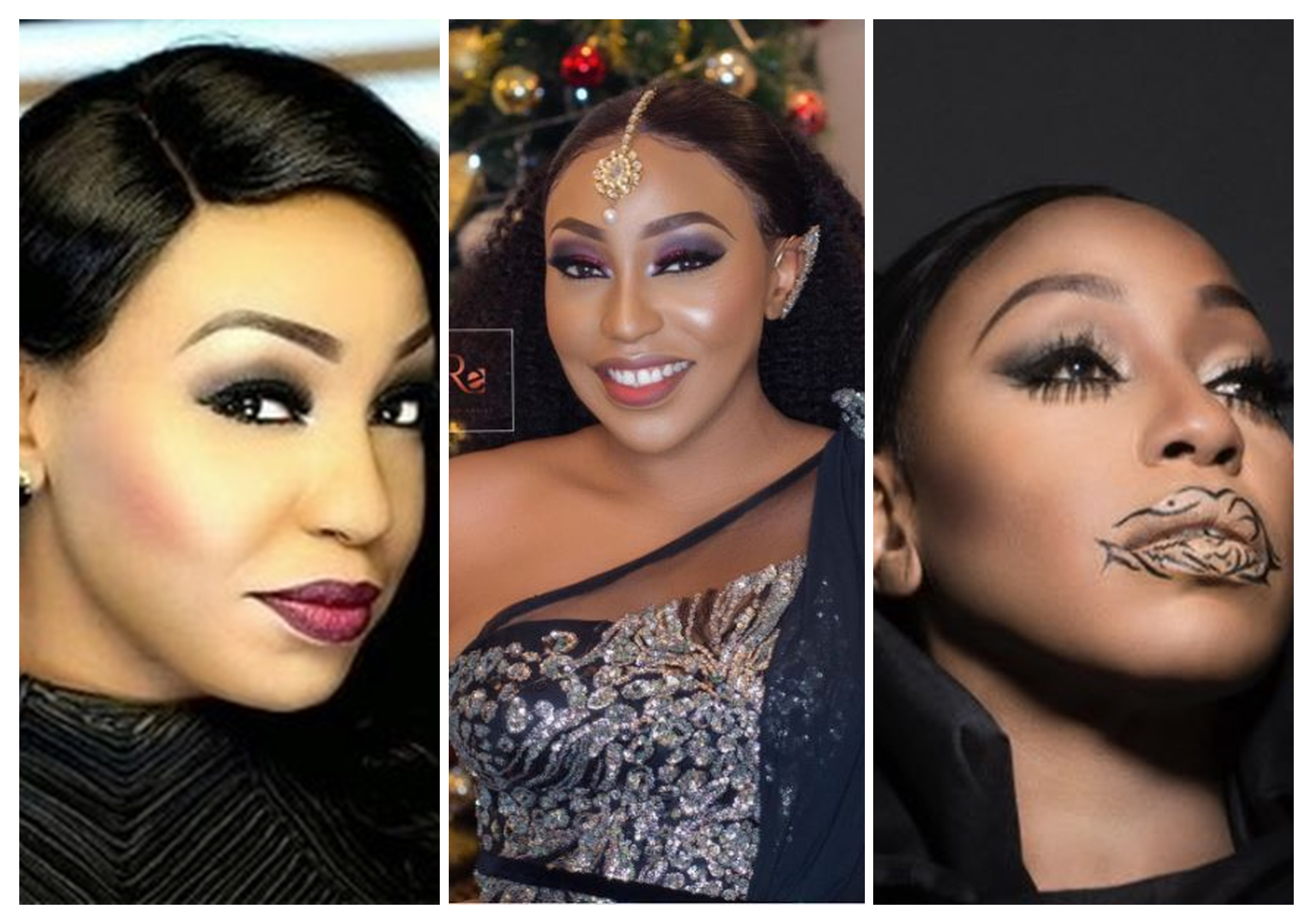 All The Times Rita Dominic Has Shown That AGE Is JUST A NUMBER
