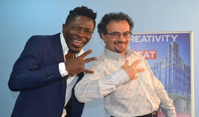 COMMOT FOR THERE! Stonebwoy Is Not Known In UK Says Former British High Commissioner| See Shatta Wale's Comment