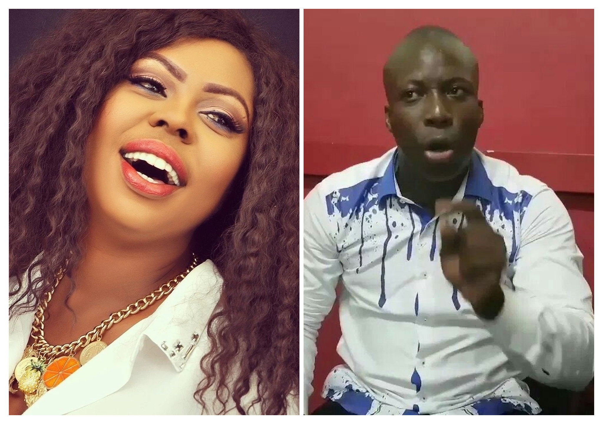 Viral VIDEO: Kumchacha & Afia Schwarzenegger CLASH At Kasapa FM, Insult Each Other 'Basabasa'