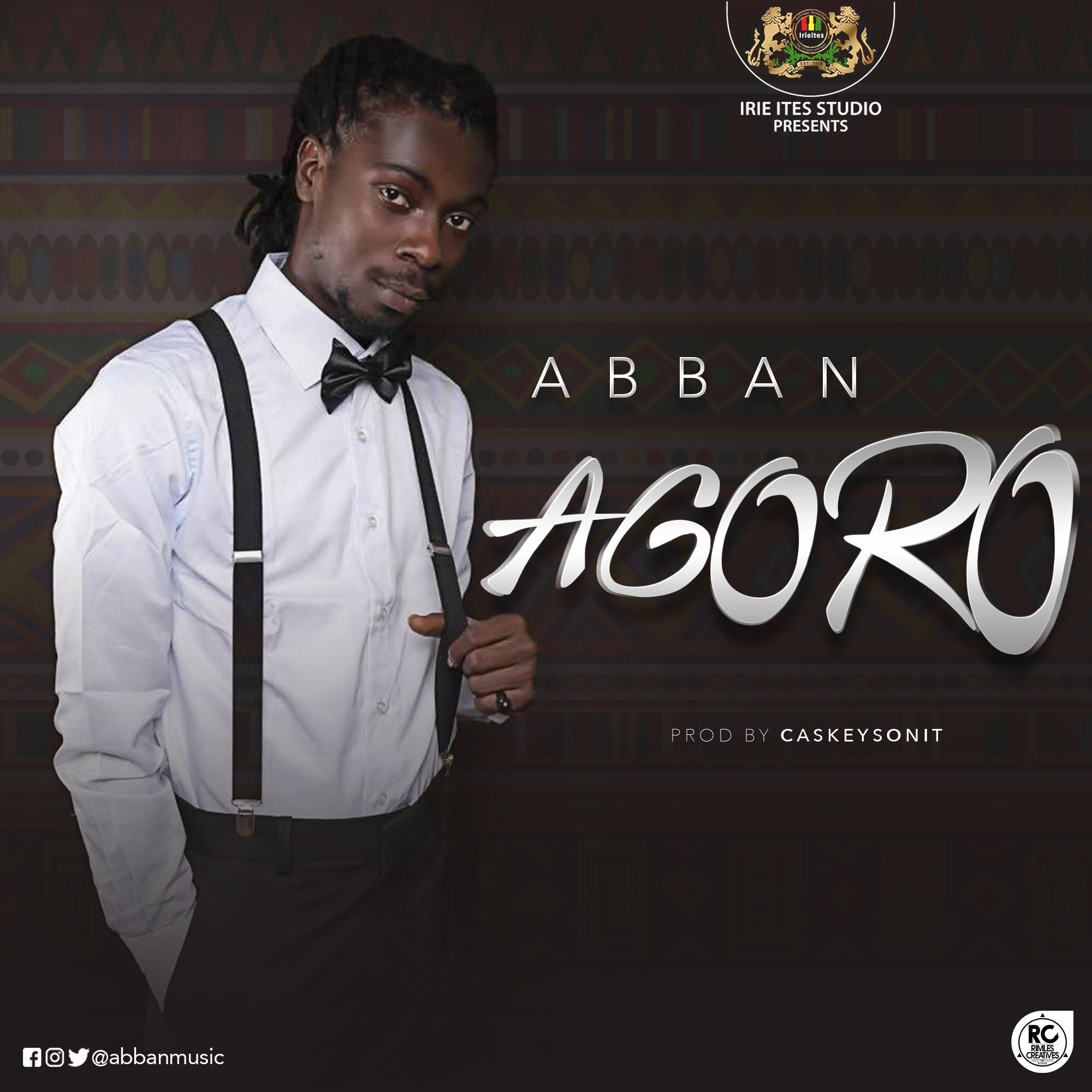 """Da Governor rebrands to """"Abban"""", drops first single """"Agoro"""""""