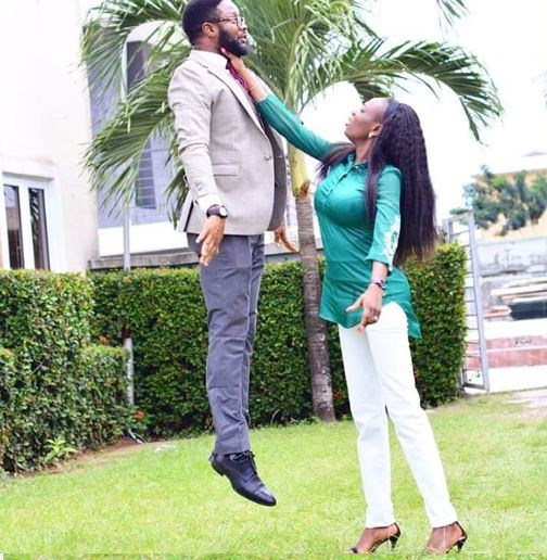 We Just Came Across The Funniest Pre-Wedding Photos Ever, Just Check Them Out (+PHOTOS)