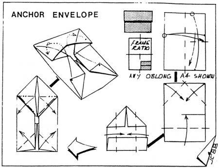 Anchor Envelope – Robert Harbin