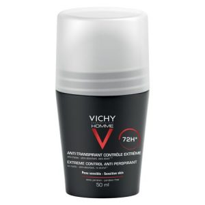 Deodorant roll-on Vichy Homme Control Extrem