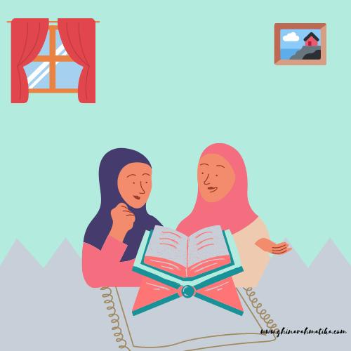 tips membaca al-qur'an dengan khusyuk