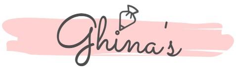 Ghina's Bakings