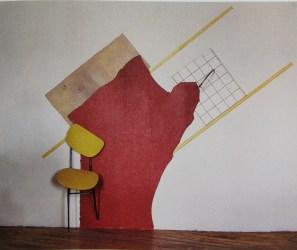 Bas-relief, 1985, 230 x 255 x 45 cm