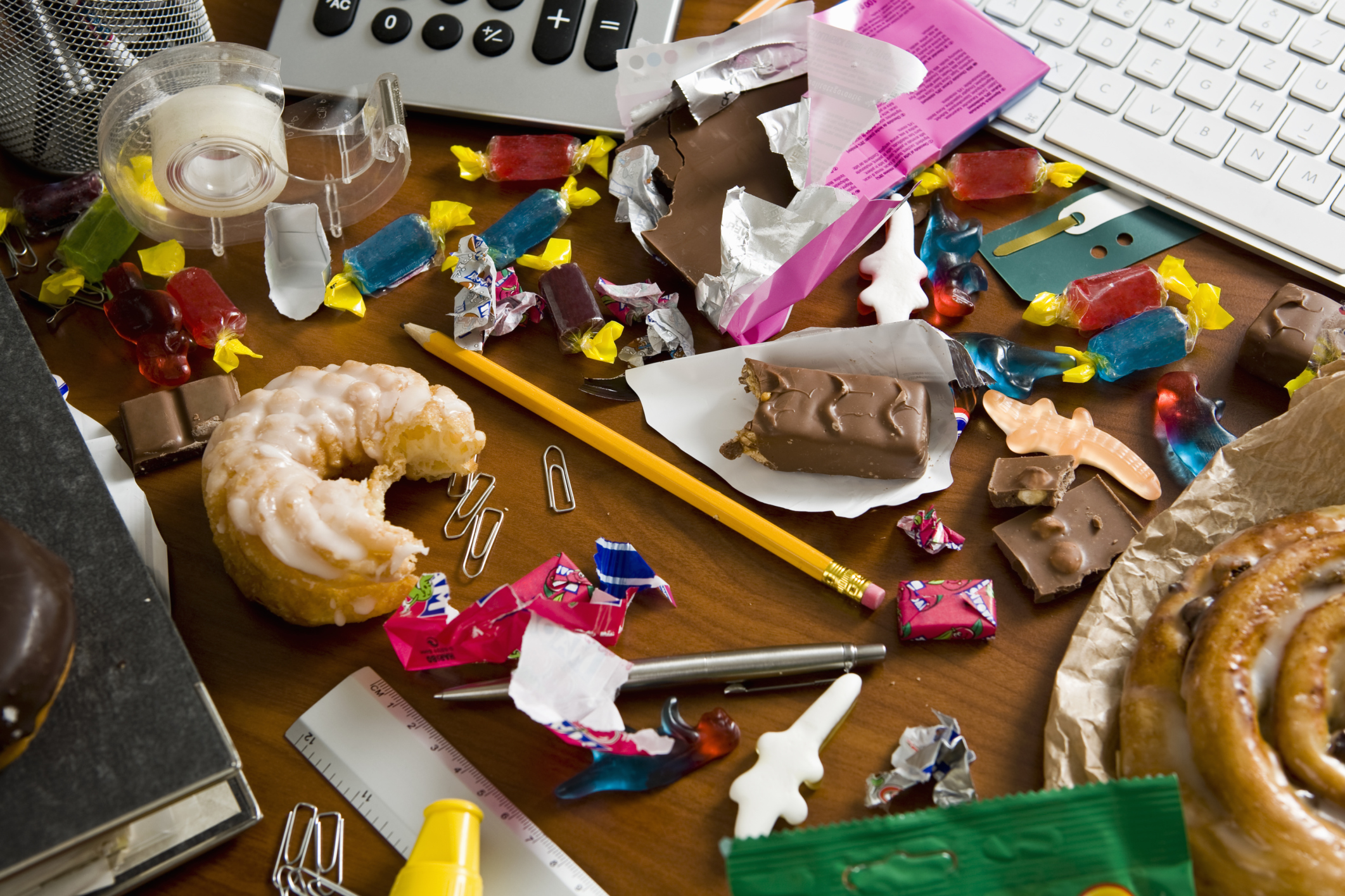 Clutter Is Making You Fat Peter Walsh Organizing And