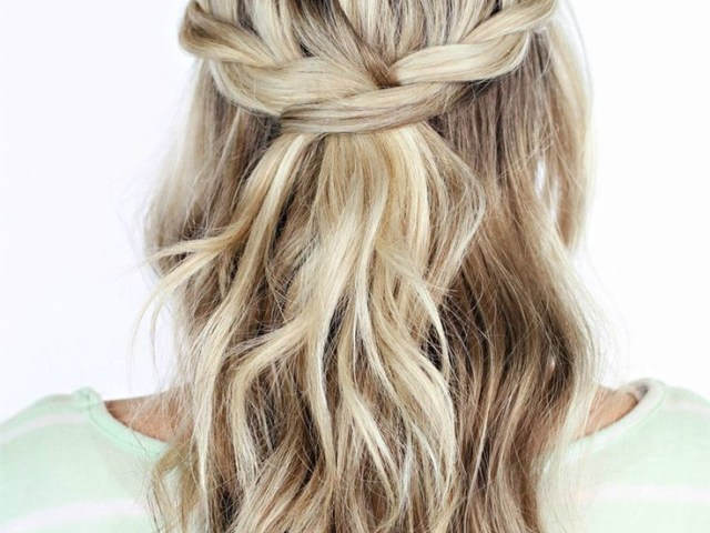 17 best wedding hairstyles for short and long hair 2017 - pretty