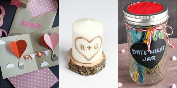21 DIY Valentine's Day Gift Ideas - 21 Easy Homemade ...