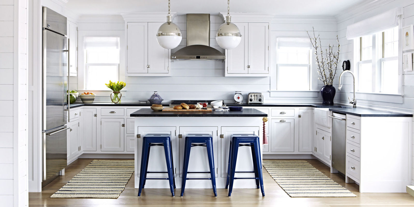 40+ Best Kitchen Ideas - Decor and Decorating Ideas for ... on Kitchen Decoration Ideas  id=63349