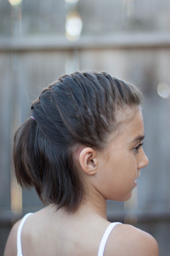 27 Cute Kids Hairstyles for School Easy Back to School Hairstyle