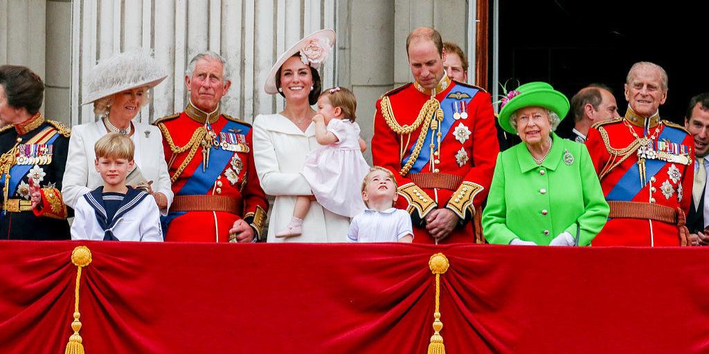 15 Amazing Royal Family Moments Of 2016 2016 Royal