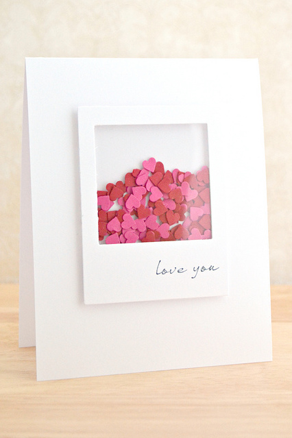 17 DIY Valentines Day Cards Homemade Ideas For