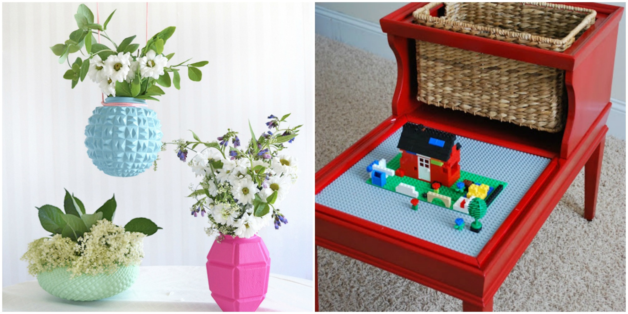 Upcycled Home Projects