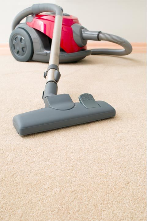 """Yep, even before you can see the crumbs collect. """"If you don't vacuum, heavy dirt gets ground in and light dust sits on top,"""" warns Carolyn Forte, the director of the Cleaning Lab at the Good Housekeeping Institute. This advice is especially important for high-traffic areas."""