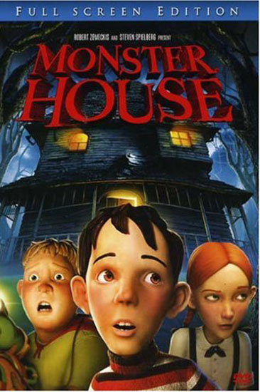 $13 BUY NOW When three friends discover that their neighbor's house is a living, breathing monster, they have to figure out how to stop it before the neighborhood goes to hell.  Appropriate for kids of all ages