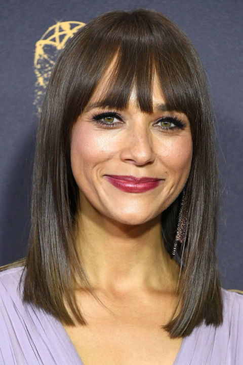 35 Best Hairstyles With Bangs Photos Of Celebrity