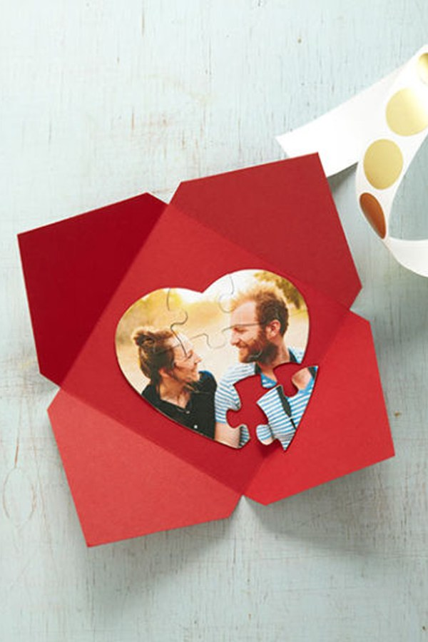 20 Easy Valentine's Day Crafts - DIY Decorations for ...