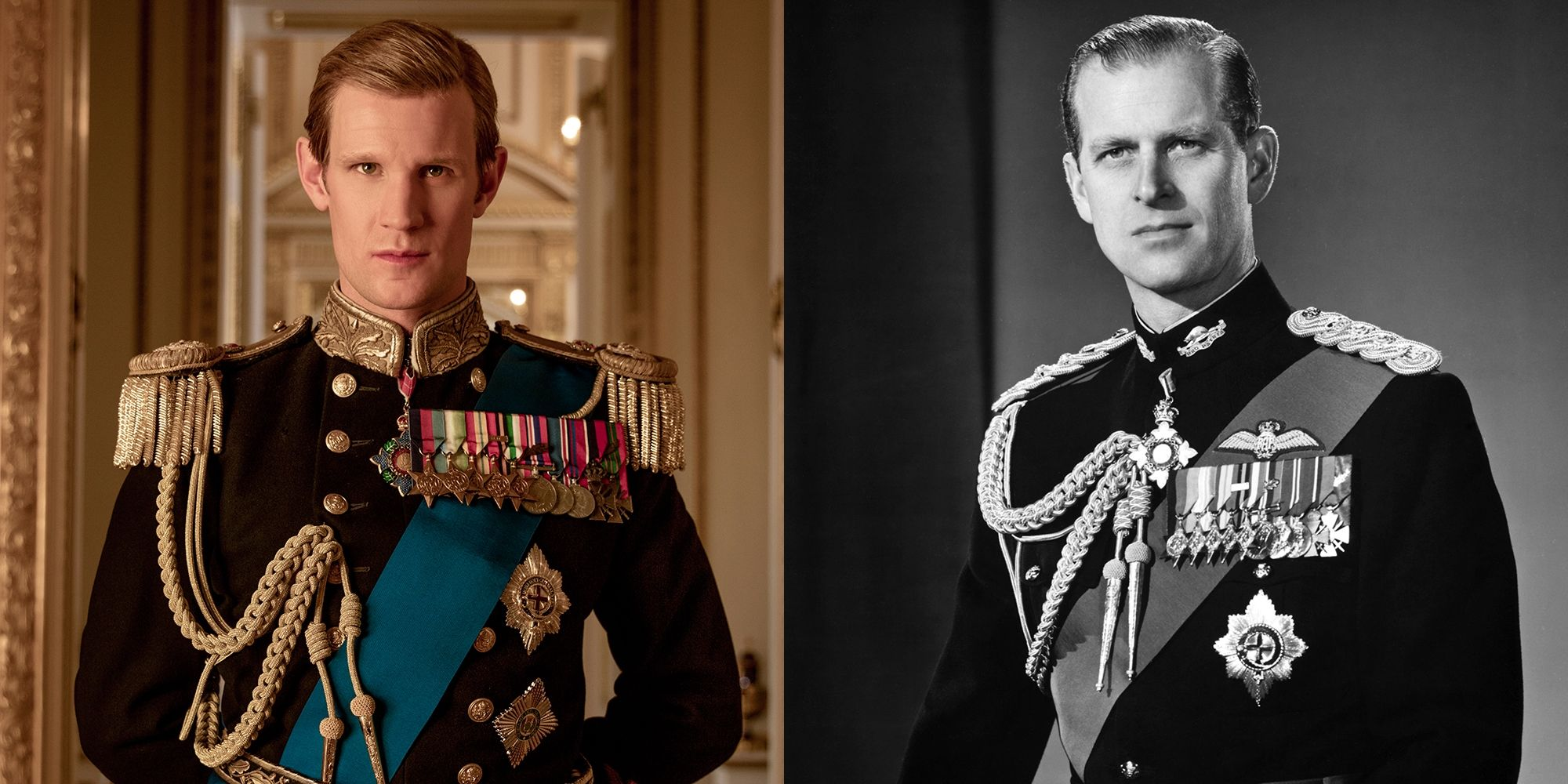 30 The Crown Characters With Their Real Life Counterparts