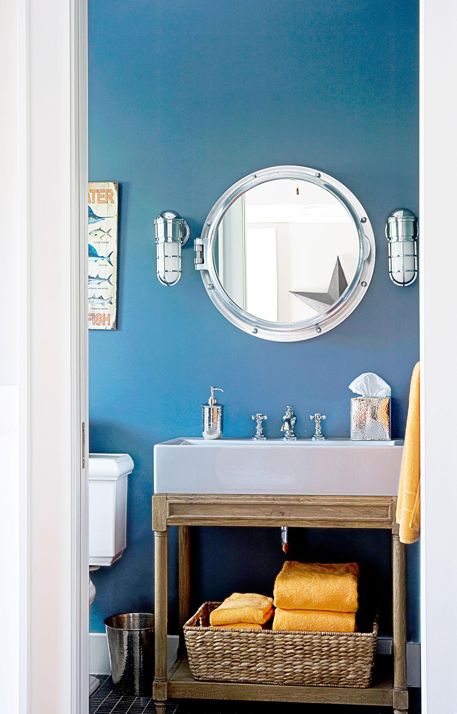 20 Bathroom Decorating Ideas - Pictures of Bathroom Decor ... on Small:e_D8Ihxdoce= Bathroom Ideas  id=13474