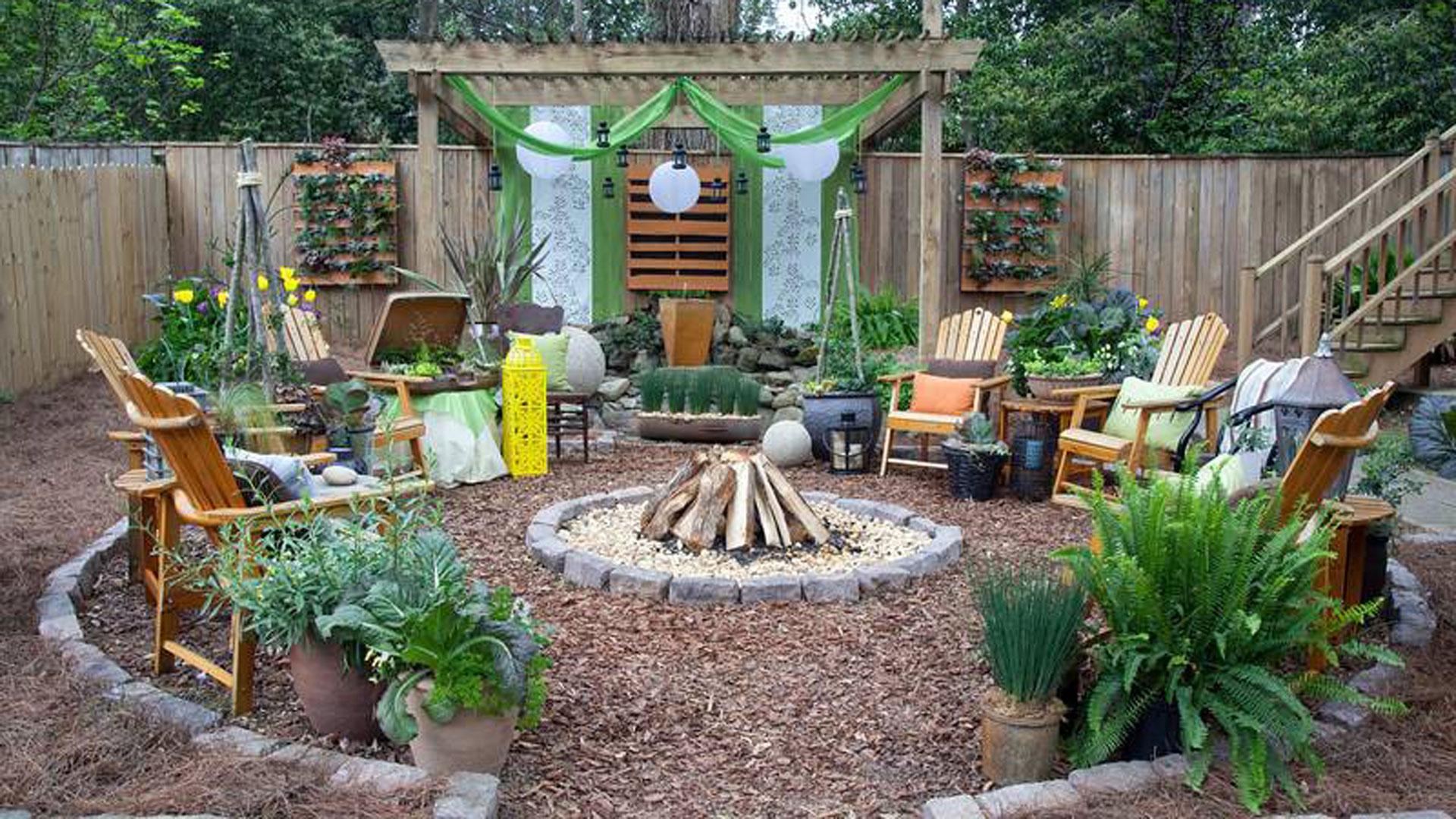 Backyard Oasis - Beautiful Backyard Ideas on Stunning Backyards  id=82419