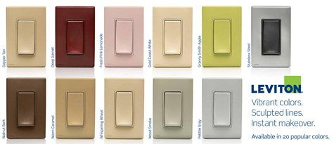 Leviton Renu Easy Diy Upgrade For Your Light Switch Plate