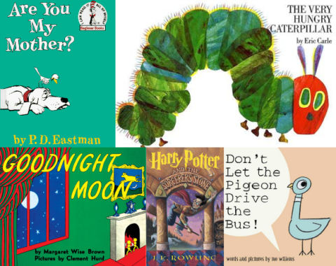 Amazon Best Children's Book List - Best Books for Kids