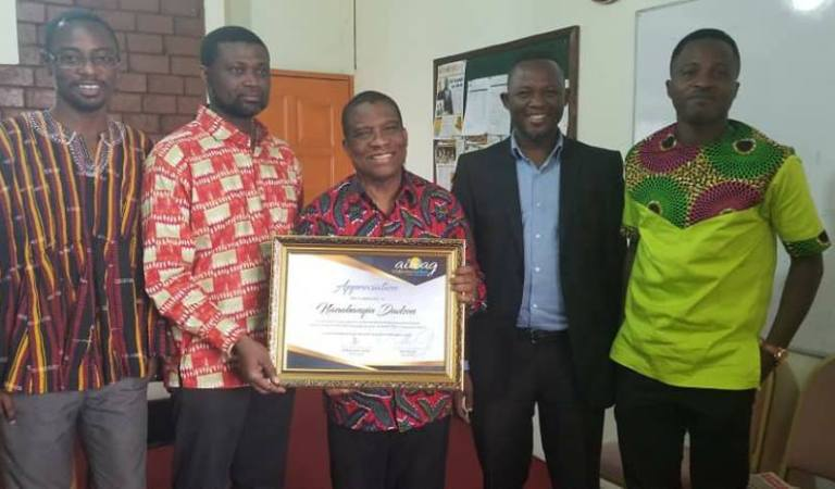 Arts and Tourism Writers Association of Ghana holds training for members