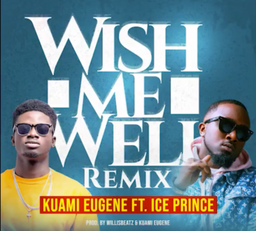 Kuami Eugene ft Ice Prince