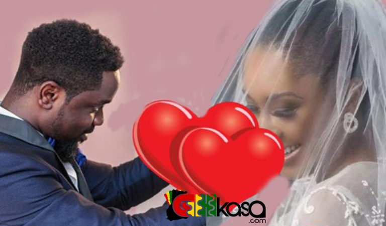 Sarkodie is married but Ghanaians are not Happy