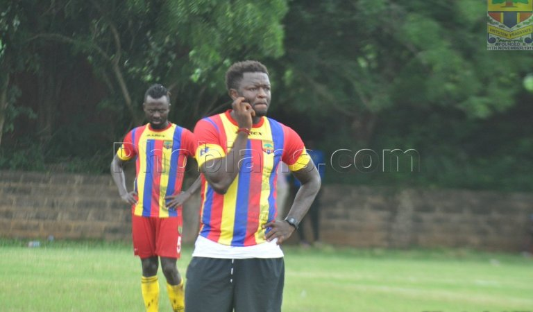 Is Sulley Muntari with Hearts Of Oak now?