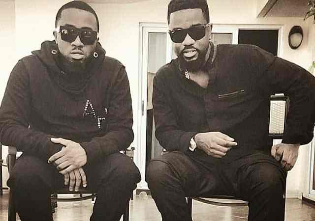 Sarkodie Used 5hrs To Prepare Jollof – Ice Prince applauds Sarkodie's cooking skills
