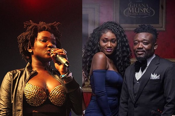 Ebony, Wendy Shay and Bullet