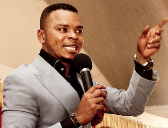 VIDEO: Obinim Reveals He Hanged Out With Adam And Eve