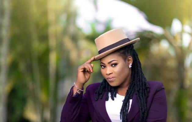 Joyce Blessing wins Artiste of the Year at 2018 BAMA Awards