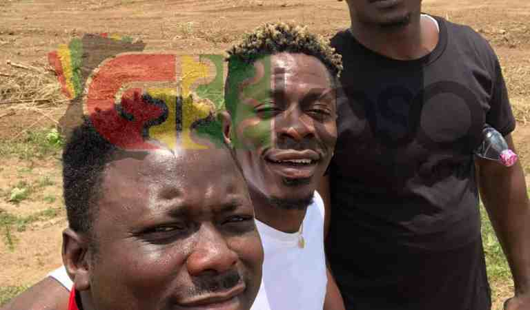 Video: Shatta Wale and Stonebwoy in secret meeting for #ReignAlbum