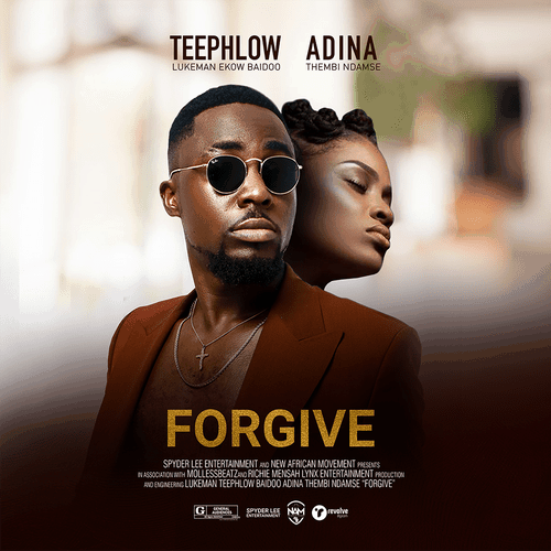 TeePhlow ft Adina - Forgive